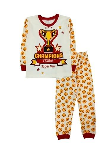 By Leyal For Kids Pijama Takım Beyaz